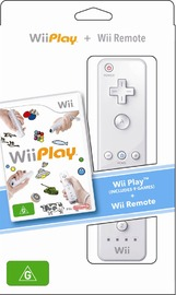 Wii Play + Wii Remote for Nintendo Wii image