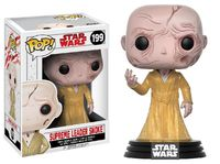 Star Wars: The Last Jedi - Supreme Leader Snoke Pop! Vinyl Figure image