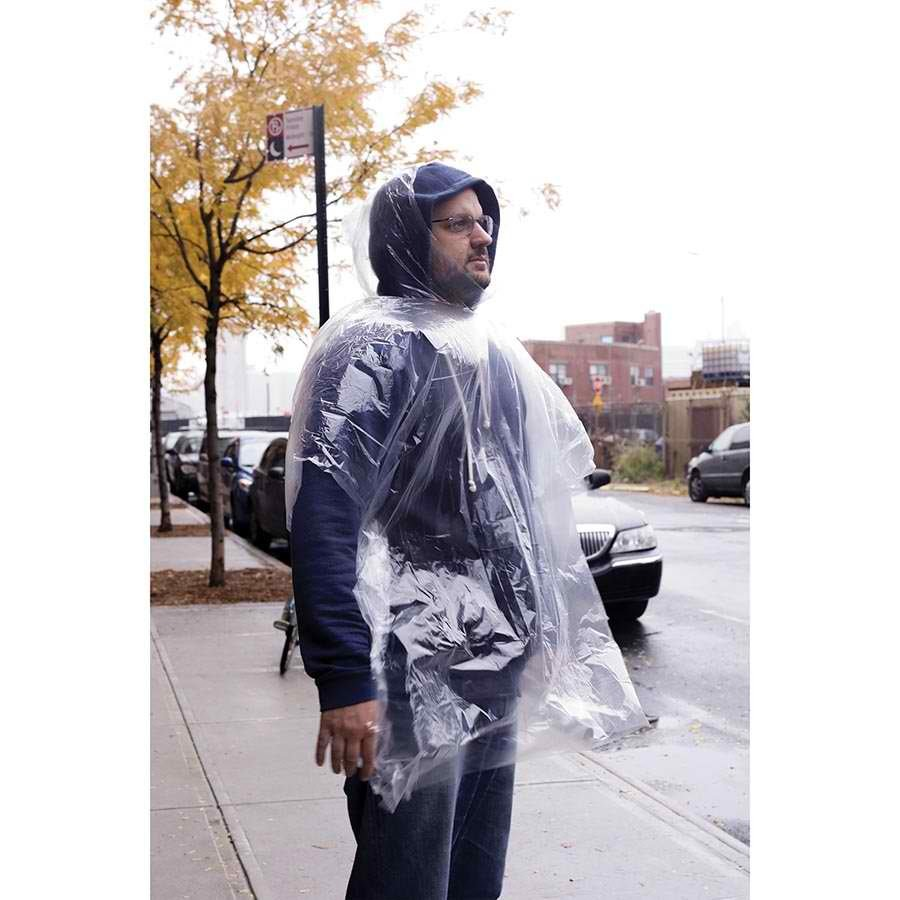 Emergency Rain Poncho image