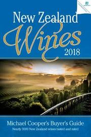 New Zealand Wines 2018 by Michael Cooper