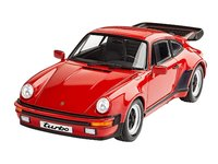 Revell 1/24 Porche 911 Turbo - Scale Model Kit