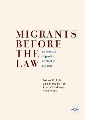 Migrants Before the Law by Lisa Marie Borrelli image