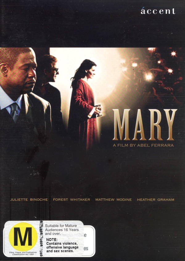 Mary on DVD image
