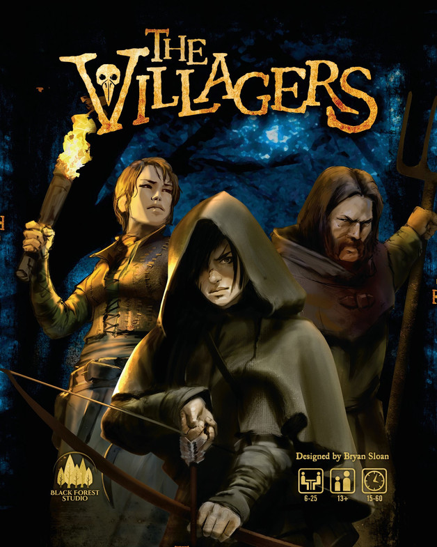 The Villagers - Deduction Game
