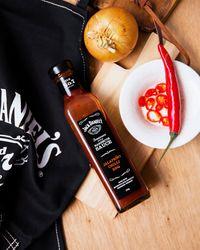 Jack Daniel's BBQ Sauce - Jalepeno Chilli (280g)