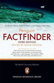 The Penguin Factfinder by David Crystal image