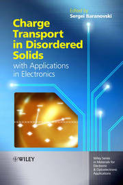 Charge Transport in Disordered Solids with Applications in Electronics image