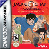 Jackie Chan Adventures for Game Boy Advance