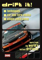 Drift It! on DVD
