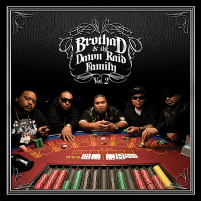 Brotha D and the Dawnraid Family: Volume II by Various image