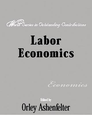 Labor Economics by ASHENFELTER image