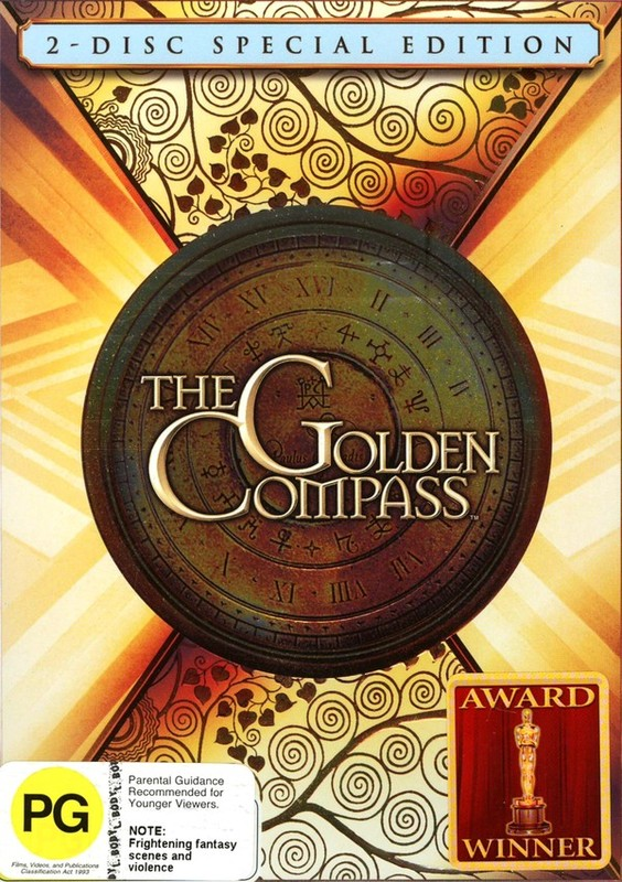 The Golden Compass - Special Edition (2 Disc Set) on DVD