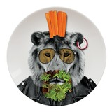 Wild Dining Dinner Plate - Lion