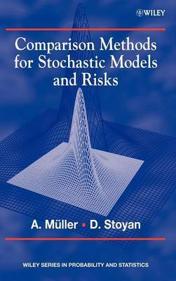 Comparison Methods for Stochastic Models and Risks by Alfred Muller image