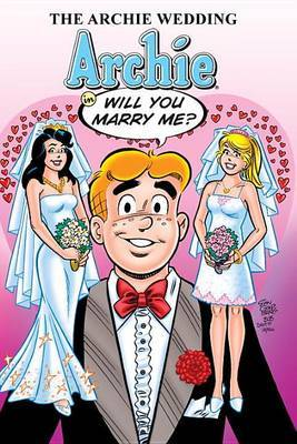 The Archie Wedding by Michael Uslan image