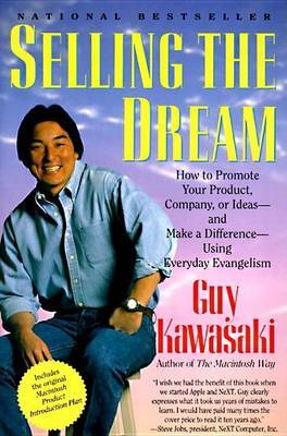 Selling the Dream by Guy Kawasaki image
