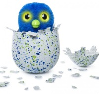 Hatchimals Draggles - Green Egg image