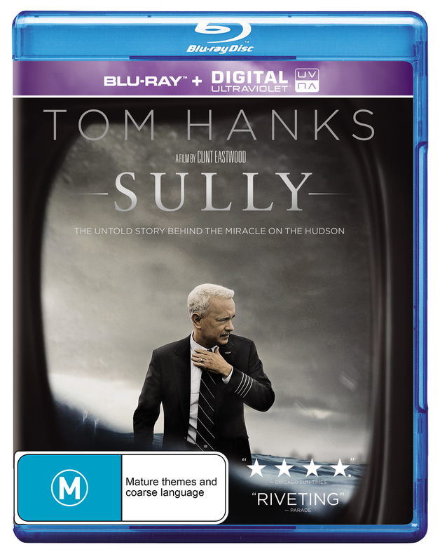 Sully on Blu-ray