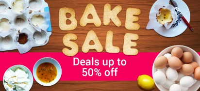 Baking Bargains!