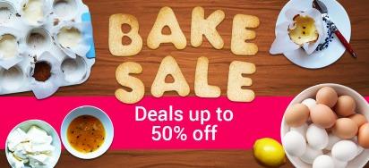 Baking Bargains!