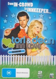 Tori And Dean: Inn Love (2 Disc Set) on DVD