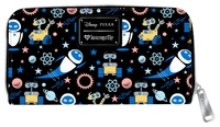 Loungefly: Disney Wall-E - Zip-Around Wallet