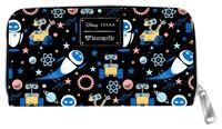 Loungefly: Disney Wall-E - Zip-Around Wallet