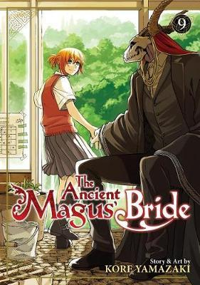 The Ancient Magus' Bride Vol. 9 by Kore Yamazaki image