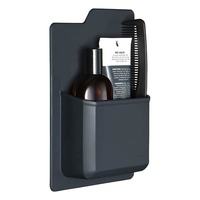 THE JAMES - Toiletry Organizer   Charcoal