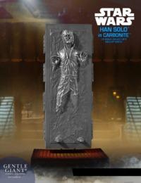 Star Wars: 1/8 Han Solo (Carbonite) - Collectors Gallery Statue
