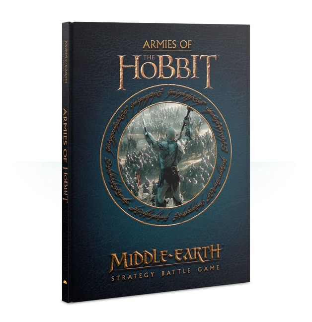 Lord of the Rings: Armies Of The Hobbit Sourcebook