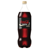 Vanilla Coke Zero Soft Drink (1.5l X 8)