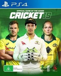 Cricket 19 for PS4