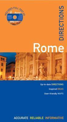 Rough Guide Directions Rome by Martin Dunford image