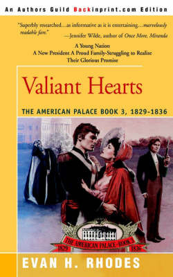 Valiant Hearts by Evan H. Rhodes image
