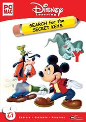 Disney Learning Adventure - Search for the Secret Keys for PC Games