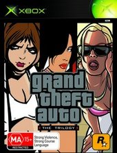 Grand Theft Auto Trilogy Pack for Xbox