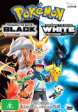 Pokemon Movie 14: Black & White Double Pack DVD
