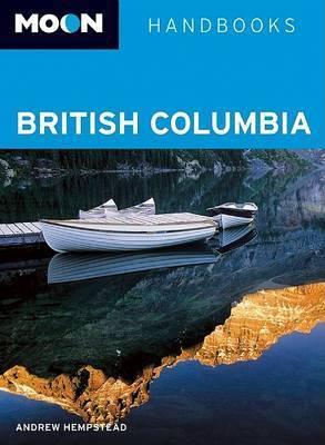 Moon British Columbia by Andrew Hempstead
