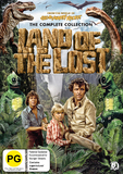 Land of the Lost - The Complete Collection Box Set DVD