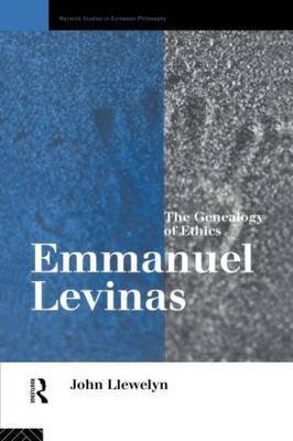 Emmanuel Levinas by John Llewelyn image