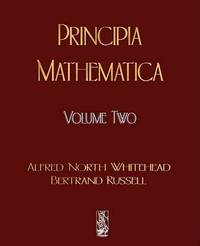 Principia Mathematica - Volume Two by Alfred North Whitehead image