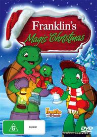 Franklin's Magic Christmas on DVD