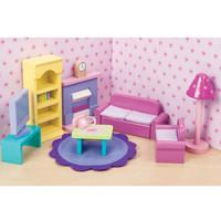 Le Toy Van: Sugar Plum Sitting Room Furniture Set