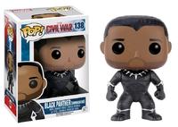 Captain America 3 - Black Panther (Unmasked) Pop! Vinyl Figure