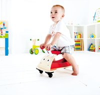 Hape: Push and Pull Bug - Scooter image