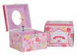 Tiger Tribe: Strawberry Fields Jewellery Box - Small