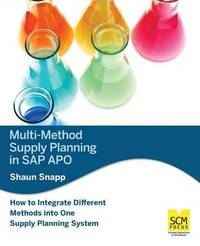 Multi Method Supply Planning in SAP Apo by Shaun Snapp