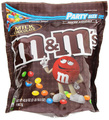 M&M's Milk Chocolate Party Bag (1.19kg)