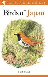 Birds of Japan by Mark Brazil image